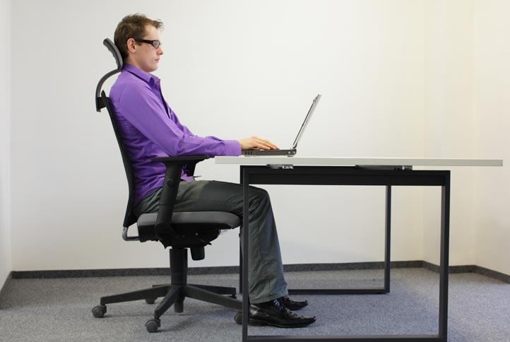 Orthopädischer Bürostuhl - Ergonomische Bürostühle